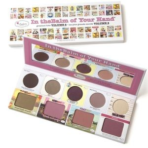 🆕 theBalm In the Balm of Your Hand vol 2 palette